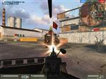 Battlefield 2 Car Fire