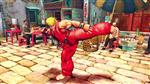 Street Fighter kick